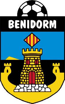 Escudo de C.F. BENIDORM (VALENCIA)