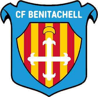 Escudo de C.F. BENITACHELL (VALENCIA)