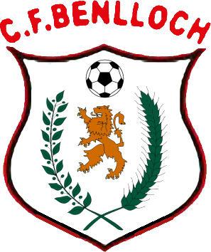 Escudo de C.F. BENLLOCH (VALENCIA)