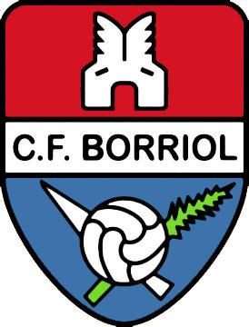 Escudo de C.F. BORRIOL (VALENCIA)