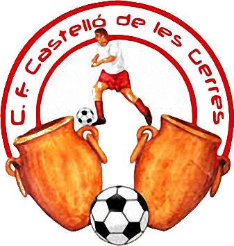Escudo de C.F. CASTELLÓ DE LES GERRES (VALENCIA)