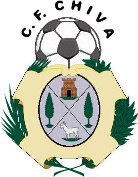 Escudo de C.F. CHIVA (VALENCIA)
