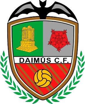 Escudo de C.F. DAIMÚS (VALENCIA)