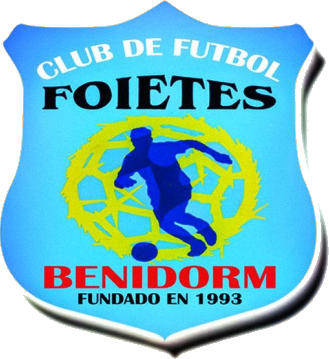 Escudo de C.F. FOIETES DE BENIDORM (VALENCIA)