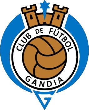 Escudo de C.F. GANDÍA (VALENCIA)