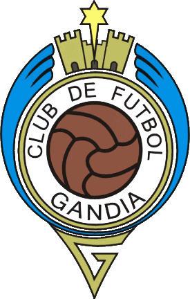 Escudo de C.F. GANDIA  (VALENCIA)