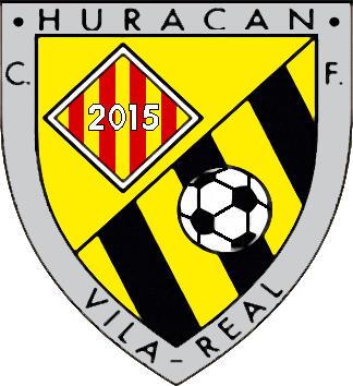 Escudo de C.F. HURACÁN VILA-REAL (VALENCIA)