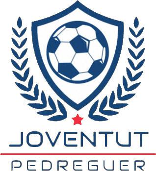 Escudo de C.F. JUVENTUTU DE PEDREGUER (VALENCIA)