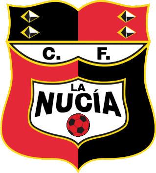 Escudo de C.F. LA NUCÍA (VALENCIA)