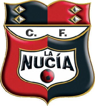 Escudo de C.F. LA NUCIA  (VALENCIA)