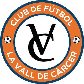 Escudo de C.F. LA VALL DE CÁRCER (VALENCIA)