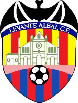 Escudo de C.F. LEVANTE ALBAL (VALENCIA)