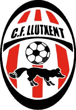 Escudo de C.F. LLUTXENT (VALENCIA)