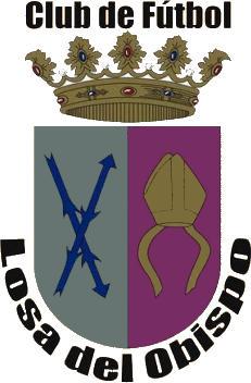 Escudo de C.F. LOSA DEL OBISPO (VALENCIA)