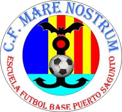 Escudo de C.F. MARE NOSTRUM (VALENCIA)