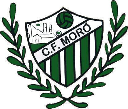 Escudo de C.F. MORÓ (VALENCIA)