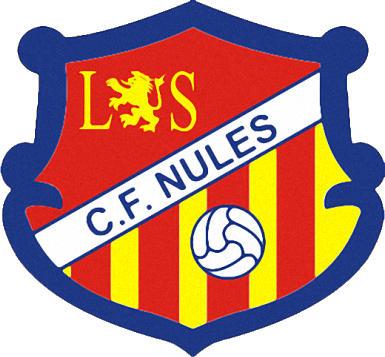 Escudo de C.F. NULES (VALENCIA)