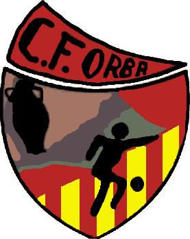 Escudo de C.F. ORBA (VALENCIA)