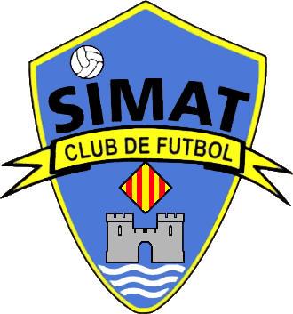Escudo de C.F. SIMAT (VALENCIA)