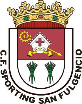 Escudo de C.F. SPORTING SAN FULGENCIO (VALENCIA)