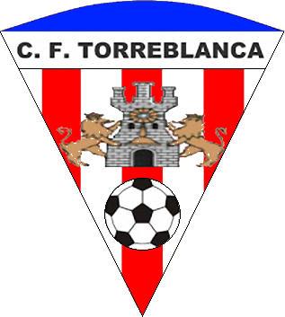 Escudo de C.F. TORREBLANCA (VALENCIA)