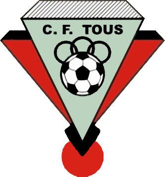 Escudo de C.F. TOUS (VALENCIA)