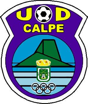Escudo de C.F. U.D. CALPE (VALENCIA)