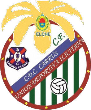 Escudo de C.F. U.D. ILICITANA (VALENCIA)