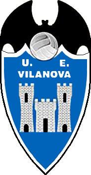 Escudo de C.F. U.E. VILANOVA (VALENCIA)