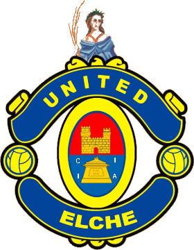 Escudo de C.F. UNITED ELCHE (VALENCIA)