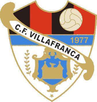 Escudo de C.F. VILLAFRANCA(CS) (VALENCIA)