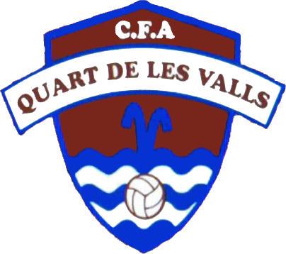 Escudo de C.F.A. QUART DE LES VALLS (VALENCIA)