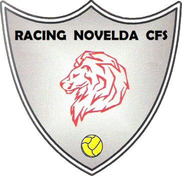 Escudo de C.F.S. RACING DE NOVELDA (VALENCIA)