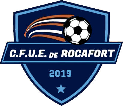 Escudo de C.F.U.E. DE ROCAFORT (VALENCIA)