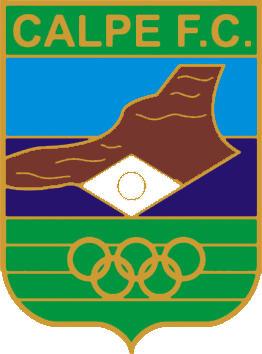 Escudo de CALPE C.F. (VALENCIA)