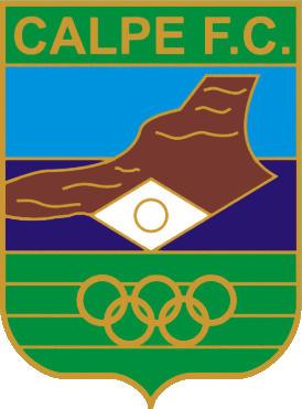 Escudo de CALPE F.C. (VALENCIA)