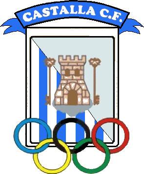 Escudo de CASTALLA C.F. (VALENCIA)