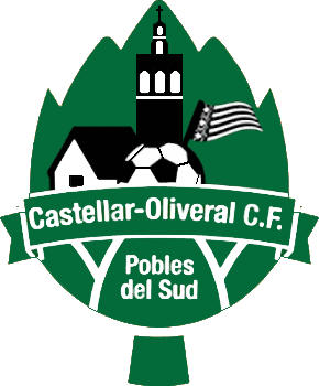 Escudo de CASTELLAR-OLIVERAL C.F. POBLES DEL SUD (VALENCIA)