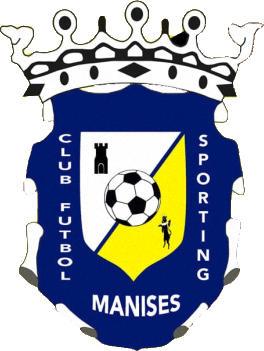 Escudo de CF SPORTING DE MANISES (VALENCIA)