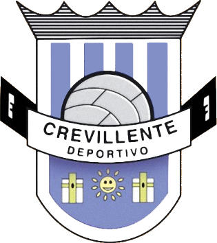 Escudo de CREVILLENTE DEPORTIVO (VALENCIA)