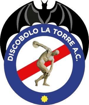 Escudo de DISCÓBOLO LA TORRE A.C. (VALENCIA)