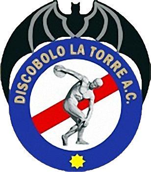Escudo de DISCÓBOLO- LA TORRE A.C. (VALENCIA)