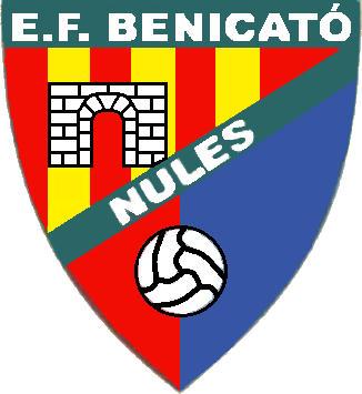 Escudo de E.F. BENICATÓ HASTA 2018 (VALENCIA)