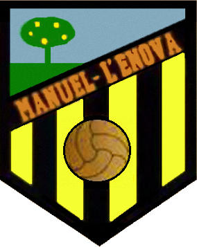 Escudo de E.M.F.B. MANUEL-L'ENOVA (VALENCIA)