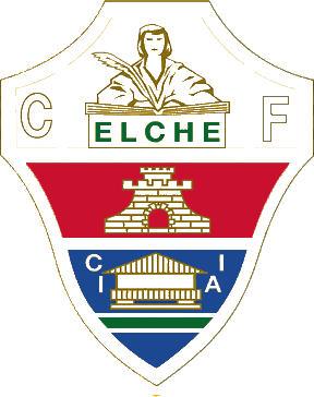 Escudo de ELCHE C.F (VALENCIA)