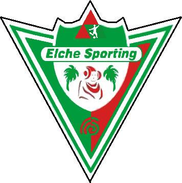 Escudo de ELCHE SPORTING C.F. (VALENCIA)