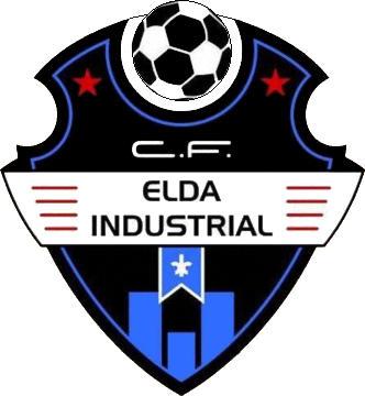 Escudo de ELDA INDUSTRIAL C.F. (VALENCIA)