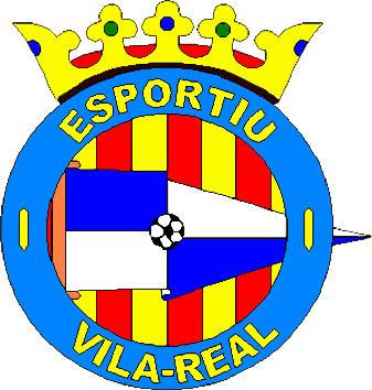 Escudo de ESPORTIU VILA-REAL (VALENCIA)