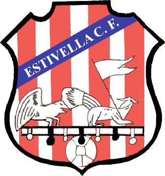 Escudo de ESTIVELLA C.F. (VALENCIA)