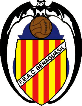 Escudo de F.B. A.C. BENAGUASIL (VALENCIA)